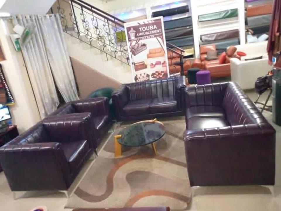 Salon 7 places en Kwi